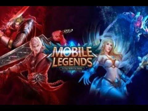 Взлом Mobile Legends на золото и белеты!