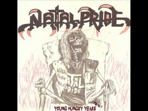 """Heavy Metal Full Album -NATAL PRIDE  """"The Best 80s -Young Hungry Years"""" COMPILATION ALBUM CD Part 1-"""