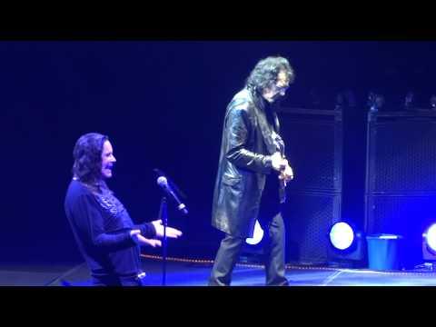 Black Sabbath  Snowblind   HD  Manchester 2013