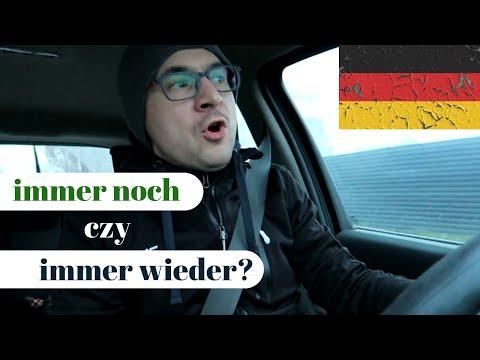 Różnica pomiędzy immer noch a immer wieder. - język niemiecki - gerlic.pl