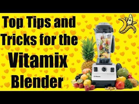 Vitamix Blender - Top 3 Tips!