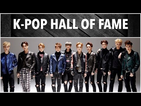 K-POP HALL OF FAME • #1 Champion K-Pop Songs