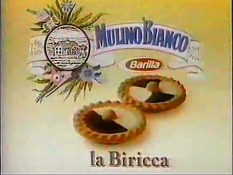 Spot, LA BIRICCA Mulino Bianco , 1988 💖RariSSima💖