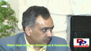 Part 3. Dr.Jampala Chowdary,Chair,TANA Board of Directors exclusive interview with Desiplaza.tv