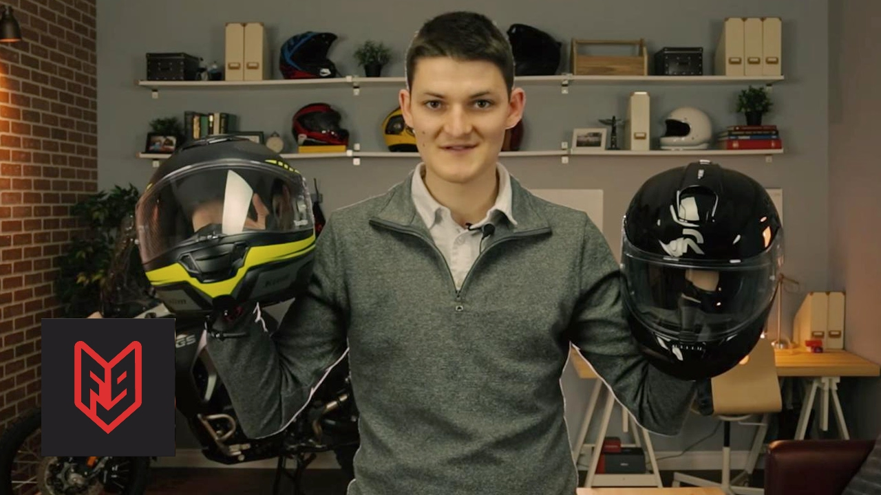 380f7ec115d Best Modular Motorcycle Helmets of 2017 - YouTube