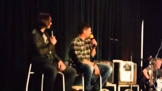 Jared and Jensen Panel