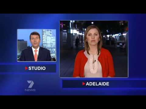 Seven News Perth - Are the shops open in Adelaide?