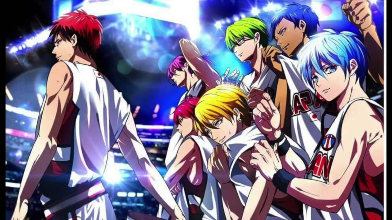 Kuroko No Basket OST 24 Chouhatsu Extended Version