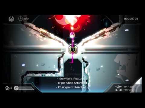 #PS4Share - Velocity 2X - Level 28 - Perfect Run
