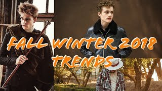 Fall 2018 Trends - Fall Winter 2018 Trends You Need to Know | 7 Trends for Fall & Winter 2018