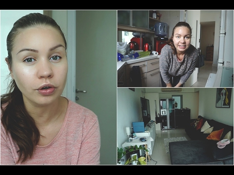 VLOG, HONG KONG APPARTMENT PRICES/TOUR AND LAW OF ATTRACTION.