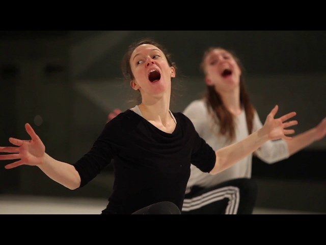 Emanuel Gat Dance - Story Water [Rehearsals Clip]