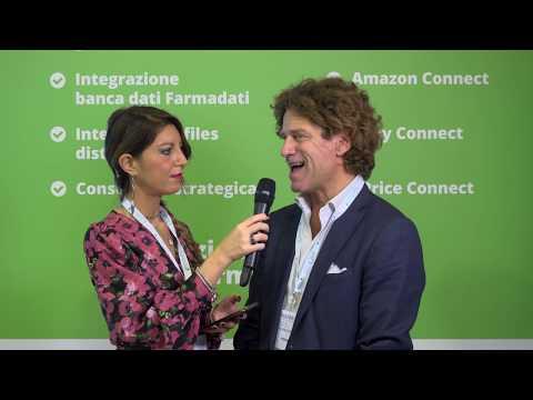 Iride Analytics | Rif Raf intervista Stefano Cagnoni, direttore commerciale di VIOLA | Pharmexpo19