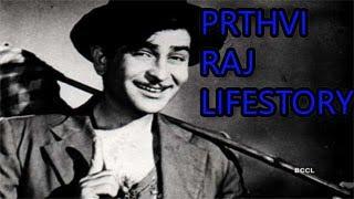 Prithviraj Kapoor Life Story Prithviraj Kapoor Biography Prithviraj Kapoor Success Story