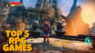 Top 5 Best RPG Games For Android/ios 2019 (S-WORLD)