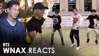 BTS - WAR OF HORMONE [ DANCE PRACTICE ] REACTION VIDEO #wnax