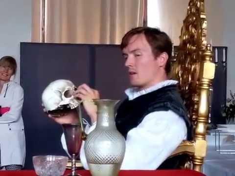"""""""Hamlet"""", played at Helsingør Castle of Kronborg, August 13th, 2016 (Fragments)"""
