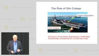 Thought Leader Session: Olin College President Rick Miller