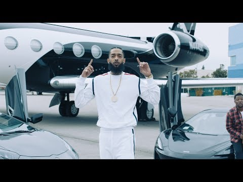 Nipsey Hussle   Racks In The Middle Feat. Roddy Ricch & Hit Boy