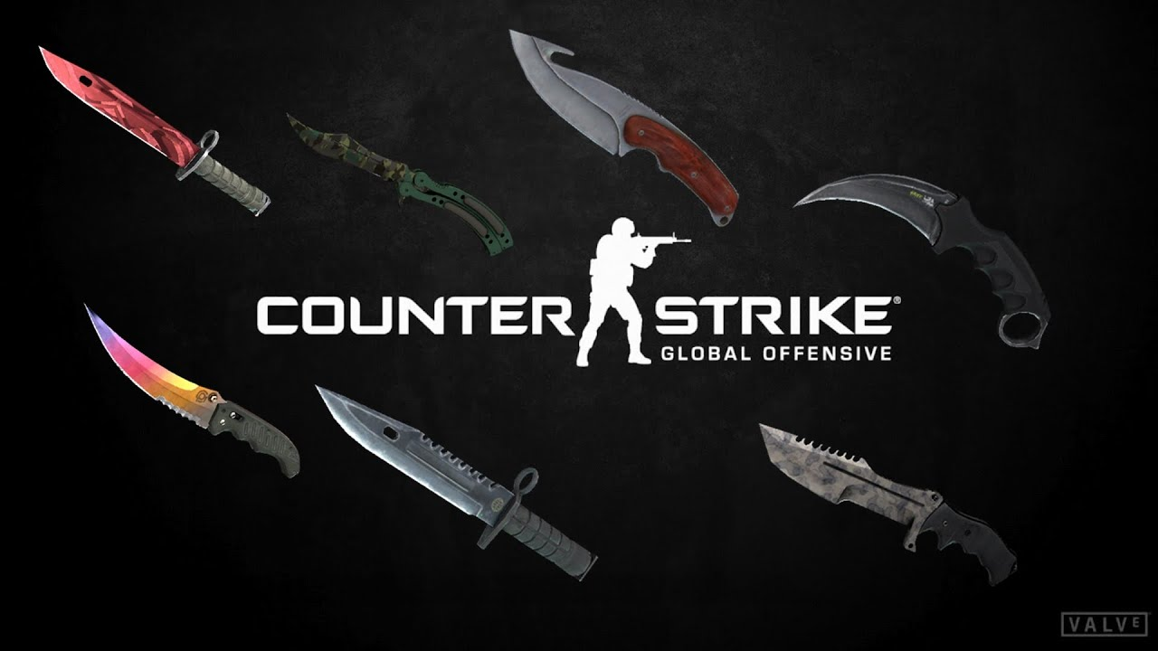free cs go knife