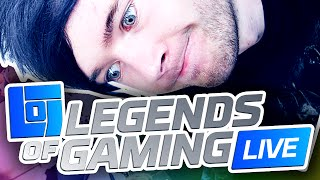 MEET ME AT LEGENDS OF GAMING LIVE 2016!!