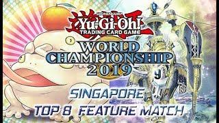 Yu-Gi-Oh! OCG Asia Championship 2019 Singapore Summer Qualifier Top 8 Feature Match