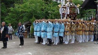 龍宮神社例大祭本祭! 神輿渡御画像