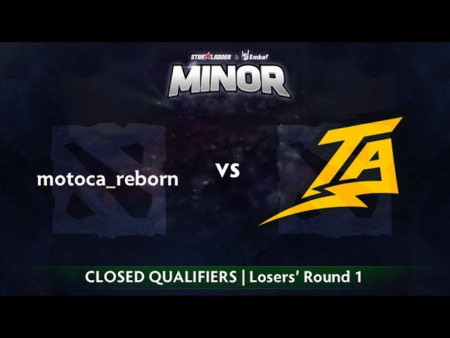 Motocare vs Thunder Predator Game 1 - StarLadder ImbaTV SA Qualifier: Losers' Round 1
