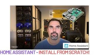 Home Assistant Raspberry Pi install in 2020 (HassIO version) (Please read description updates! 2/29)