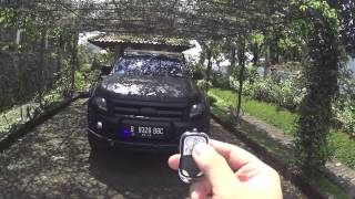 Ford Ranger 2013 T6 2.2L MT Modification Black Mate
