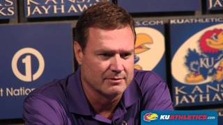 Kansas Basketball Releases Non-Conference Slate