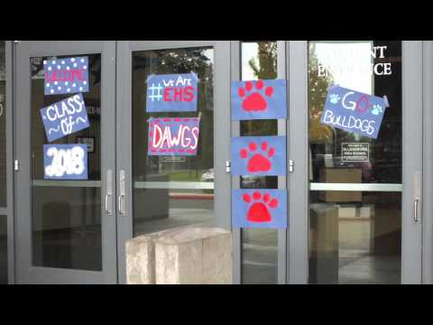 Ellensburg High School - Fall ASB 2014