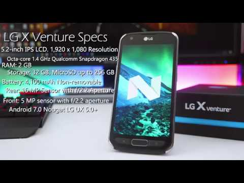 LG X Venture Review