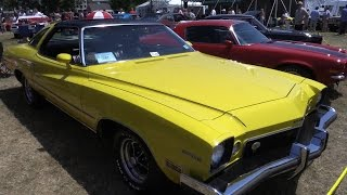 1973 Buick Century Gran Sport Stage 1 Sun Coupe at the 2015 Greenwich Concours d'Elegance