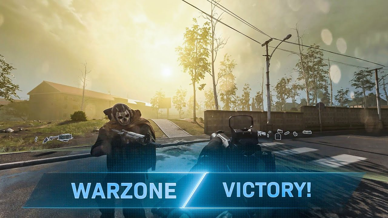 Download The Most Aggressive Warzone Player