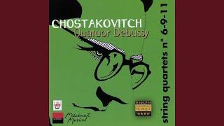 Quatuor No. 11, en fa majeur, Op. 122: Final moderato