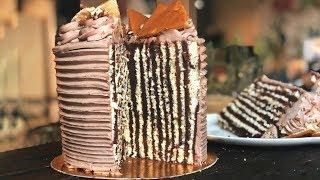 Вертикальный торт