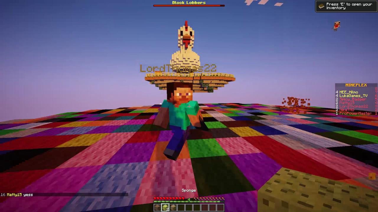 Bawk Bawk Battle Challange (Minecraft ქართულად)