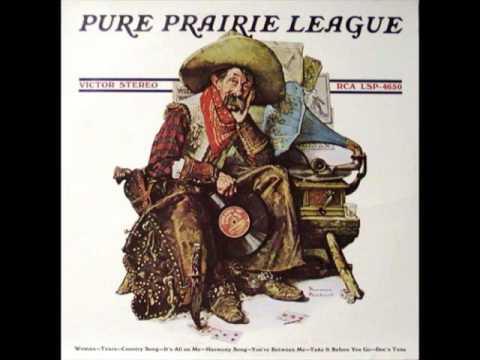Pure Prairie League Track 3 - You're Between Me