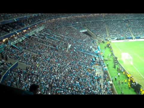 Arena do Grêmio - Primeiro Gol! Primeira Avalanche! - Grêmio 2 x 1 Hamburgo - 08/12/2012