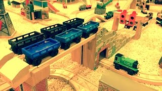 Thomas Wooden Railway Layout (#10)