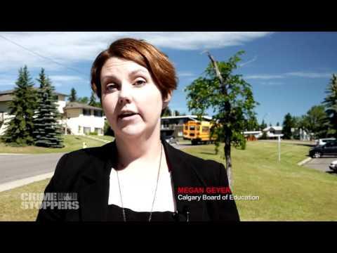 Calgary School Break and Enters
