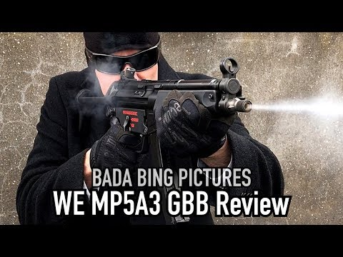WE MP5 A3 GBB Review