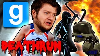Gmod DEATHRUN Funny Moments - RIGHT, RIGHT, RIGHT - LEFT! (Garry's Mod)