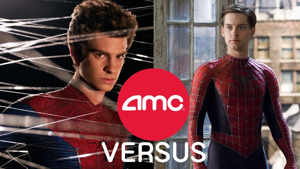 Tobey Maguire vs Andrew Garfield as SpiderMan