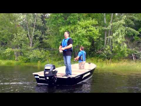 2015 Top Fishing Boats by Legend Boats - 16 Widebody Utility Boat