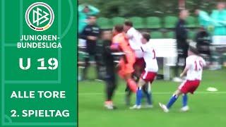90+5! Wahnsinn im Nordderby zwischen Werder und HSV | Alle Tore A-Junioren-Bundesliga | 2. Spieltag