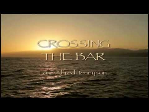 Crossing the Bar - Tennyson: Memorial choral work by Donald McCullough