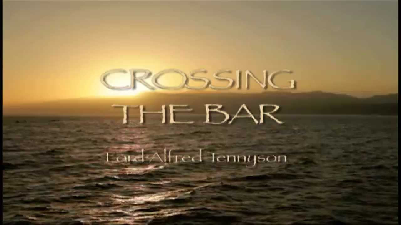 Crossing The Bar Tennyson Memorial Choral Work By Donald Mccullough Youtube