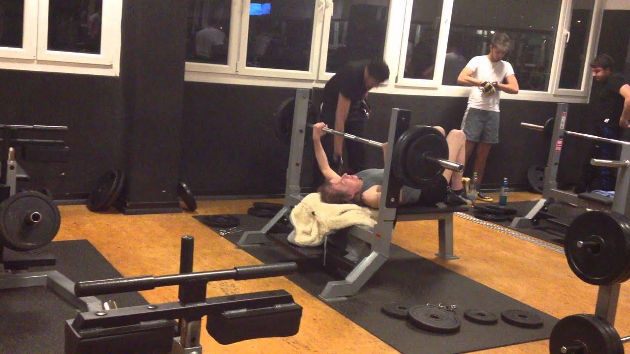 Bronzage im Fitness studio Mc Fit hhhhhh - YouTube